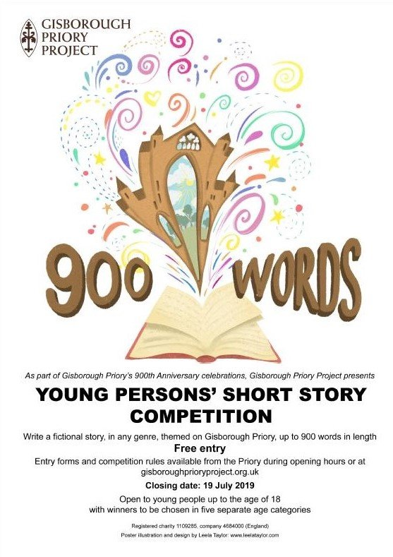 900 words short story competition